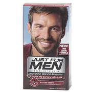 Just for Men Beard and Moustache Colour Gel Medium Brown