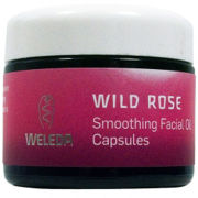 Weleda Wild Rose Smoothing Facial Oil Capsules (30X0.3ML)