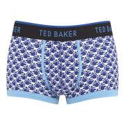Ted Baker Men's Monkey Print Moulded Boxers - Blue