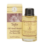 Taylor of Old Bond Street Sandalwood Pre-Shave Oil (30ml)