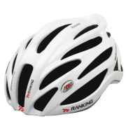 Ranking Feather+ Cycle Helmet - White