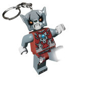 LEGO Legends of Chima LED Lite Key Chain - Worriz