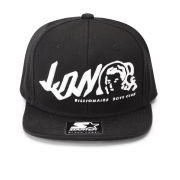 Billionaire Boys Club Men's LDN Snapback Cap - Black/White