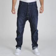 55 Soul Men's Engineer Jeans - Dark Wash
