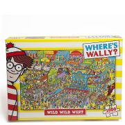 Wheres Wally - The Wild Wild West Jigsaw Puzzle (1000 Pieces)