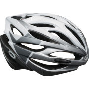 Bell Array Cycling Helmet White/Silver