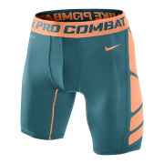 Nike Men's Hypercool Compression 6 Inch Shorts 2.0 - Green