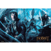The Hobbit Desolation of Smaug Mirkwood - Maxi Poster - 61 x 91.5cm