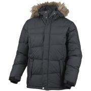 Columbia Men's Portage Glacier II Down Jacket - Black