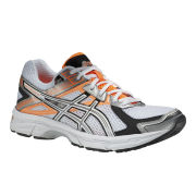 Asics Men's Gel-Trounce 2 Trainers - White/Snow/Orange