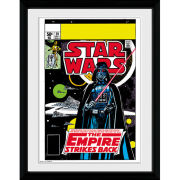 Star Wars Comic Vader - 30x40 Collector Prints