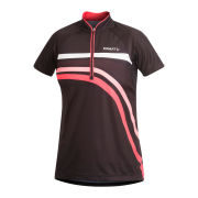 Craft Women's Performance Bike SS Stripe Cycling Jersey