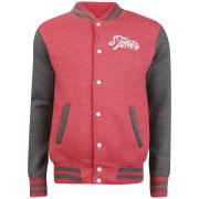 Smith and Jones Men's Rixton Jacket - Tango Red