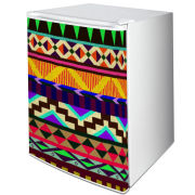 Aztec One-Door Freezer or Fridge Vinyl Wrap