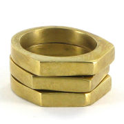 Made Itatu Cast Rings - Gold