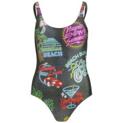 We Are Handsome Women's The Avenue Scoop Swimsuit - Avenue