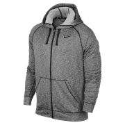 Nike Men's Dri - Fit Full Zip Hoody - Black