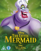 The Little Mermaid - Disney Villains Limited Artwork Edition