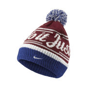 Nike Men's Pom Pom Beanie - Team Red