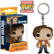 Doctor Who 11th Doctor Pocket Pop! Vinyl Figure Key Chain
