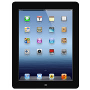 Apple New iPad 4th Generation - 16GB Wi-Fi + 3G Tablet in Black