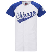 55 Soul Men's Gilroy Baseball Shirt - Blue/White