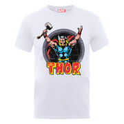 Marvel Thor Arms Men's T-Shirt - White