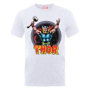 Marvel Thor Arms Men's T-Shirt - White