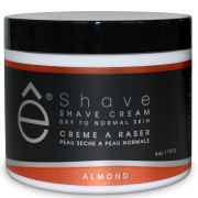 eShave Almond Shave Cream 118ml