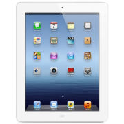 Apple New iPad 4th Generation - 16GB Wi-Fi + 3G Tablet in White