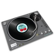 Record Player Chopping Board  30 x 40 cm