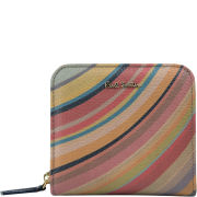 Paul Smith Accessories Women's Small Zip Purse - Multi Swirl