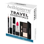 Bellapierre Cosmetics Travel Essentials - Natural Nude