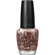 OPI Muppets Collection Lacquer - Gaining Mole-mentum (15ml)