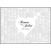 Spineless Classics Romeo and Juliet Print