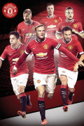 Manchester United Players 14/15 - Maxi Poster - 61 x 91.5cm
