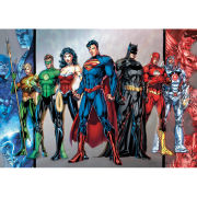 DC Comics Group - Metallic Poster - 29 x 42cm