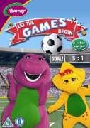 Barney - Let The Games Begin