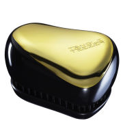 Tangle Teezer Compact Styler - Black & Gold