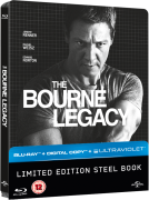 The Bourne Legacy - Limited Edition Steelbook (Includes Digital and UltraViolet Copies)