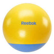 Reebok Gym Ball - 65cm Two Tone Cyan