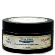 Razor MD Natural Unscented Shaving Cream (224ml)