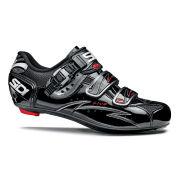 Sidi Five Vernice Mega Cycling Shoes - Black