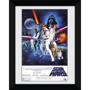 Star Wars A New Hope - 30 x 40cm Collector Prints