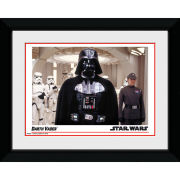 "Star Wars Darth Vader - 8"""" x 6"""" Framed Photographic"