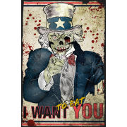 Zombie Uncle Sam - Maxi Poster - 61 x 91.5cm