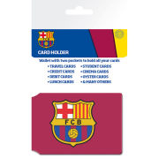 Barcelona Crest Card Holder (10 x 7cm)