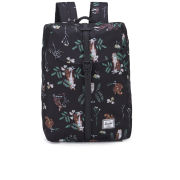 Herschel Post Printed Mid Volume Backpack - Countryside/Black Rubber