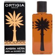 Ortigia Ambra Nera Shower Gel 200ml