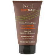 A'Kin Pureman Invigorating Daily Face Wash (125ml)